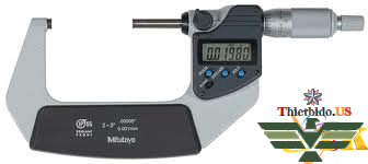 Panme điện tử Mitutoyo 293-342 Micrometer Panme điện tử Mitutoyo 293-342 Micrometer