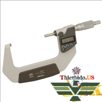 Panme điện tử Mitutoyo 293-343 Micrometer Panme điện tử Mitutoyo 293-343 Micrometer