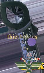 Ampe kìm đo dòng dò KYORITSU 2433 (Max 400A)