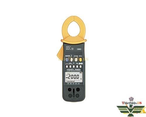 Ampe kìm AC/DC Hioki 3284 (200A/600V)