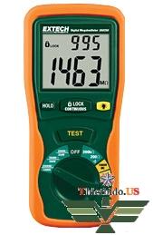 Đồng hồ đo điện trở cách điện Extech 380260