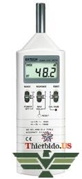 Máy đo độ ồn, âm thanh Extech 407736