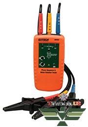 Thiết bị chỉ thị pha và chiều quay động cơ Extech 480403