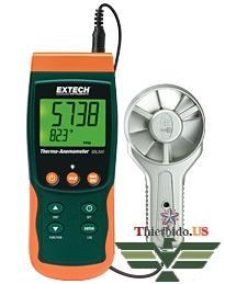 Máy đo tốc độ gió, lưu lượng gió EXTECH SDL300