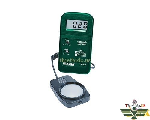 Máy đo cường độ ánh sáng Extech 401027