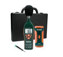 Máy đo độ ồn, âm thanh Extech 407732 KIT