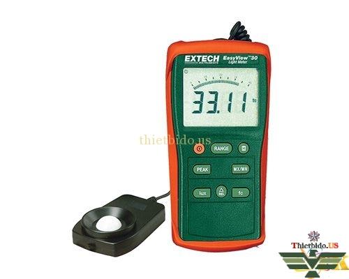 Máy đo cường độ ánh sáng Extech EA30 (40.000FC/400.000Lux)
