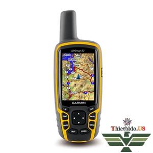 Máy định vị Garmin GPSMAP62s