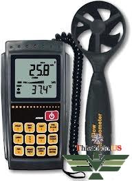 Máy đo tốc độ gió Smartsensor AR856