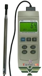 Máy đo tốc độ gió Anemometer PCE-TA 009