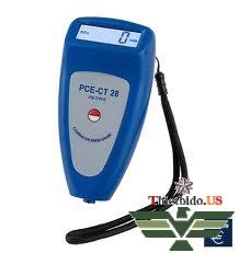 Thiết bị đo độ dầy lớp phủ PCE CT 28
