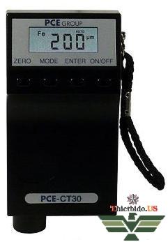 Máy đo độ dầy lớp phủ sơn vật liệu - PCE-Ct 30 / 40 / 50