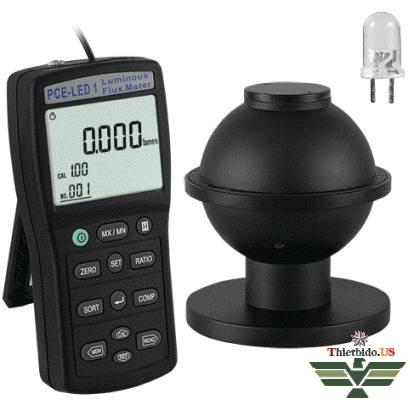 Máy đo ánh sáng Lux meter PCE-LED 1
