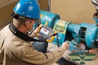 Thiết bị đo độ rung FLuke 810