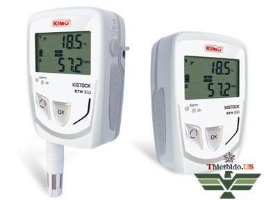 Máy đo, ghi nhiệt độ - độ ẩm KTR350/KTH350