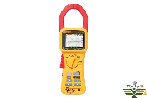 Ampe kìm đo chất lượng điện Fluke 345