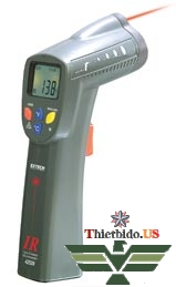 Thiết bị đo nhiệt độ hồng ngoại EXTECH 42529
