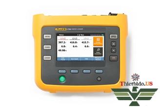 Dụng cụ ghi dữ liệu điện năng ba pha FLuke 1730