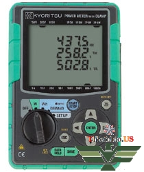 Máy phân tích công suất Kyoritsu 6300-00