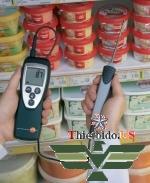 Thiết bị đo nhiệt độ Testo 110