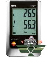 Thiết bị ghi nhiệt ẩm Testo 176 H1