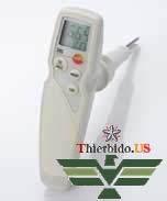 Thiết bị đo pH/ºC Testo 205