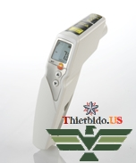 Súng đo nhiệt độ hồng ngoại Testo 831
