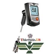 Thiết bị đo nhiệt độ tiếp xúc Testo 905-T2