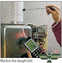 Thiết bị đo áp suất Testo 312-3