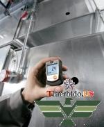 Thiết bị đo vận tốc gió trong đường ống Testo 405
