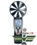Thiết bị đo vận tốc gió Testo 417