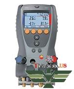 Thiết bị phân tích áp suất lạnh Testo 556-2