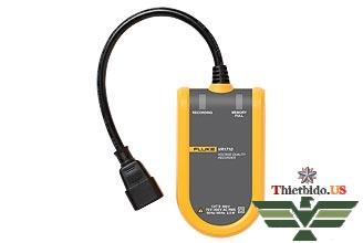 Ghi chất lượng điện áp một pha FLuke VR1710