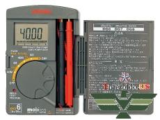 Đồng hồ đo điện trở cách điện Sanwa GD6
