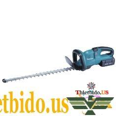 Máy tỉa hàng rào chạy pin Makita UH650DWE