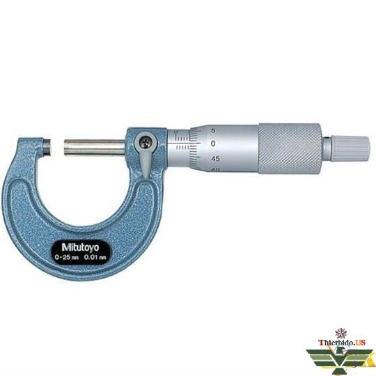 Panme đo ngoài cơ Mitutoyo 103-137 Micrometer