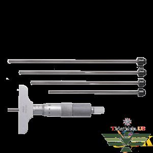 Thước đo sâu cơ Mitutoyo 129-111 Depth Micrometer