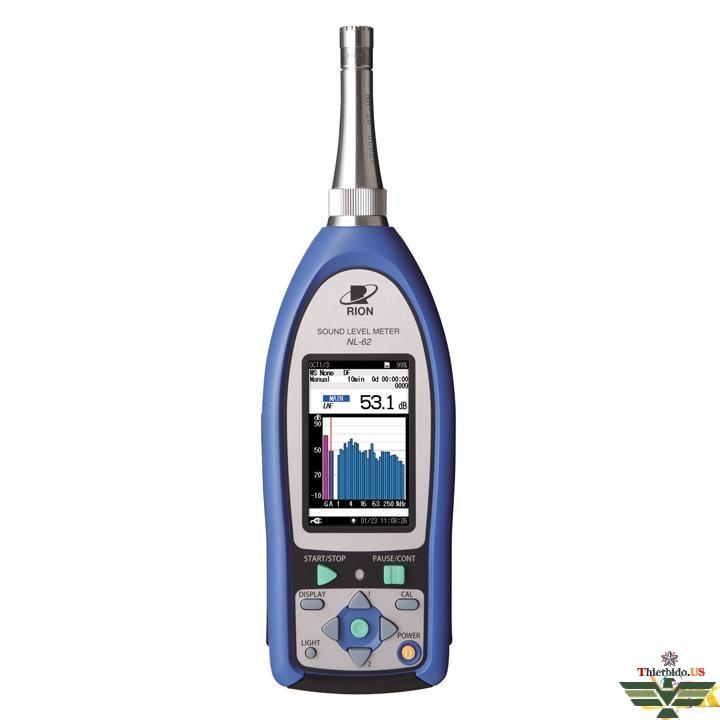 Máy đo tiếng ồn âm thanh Rion NL-62
