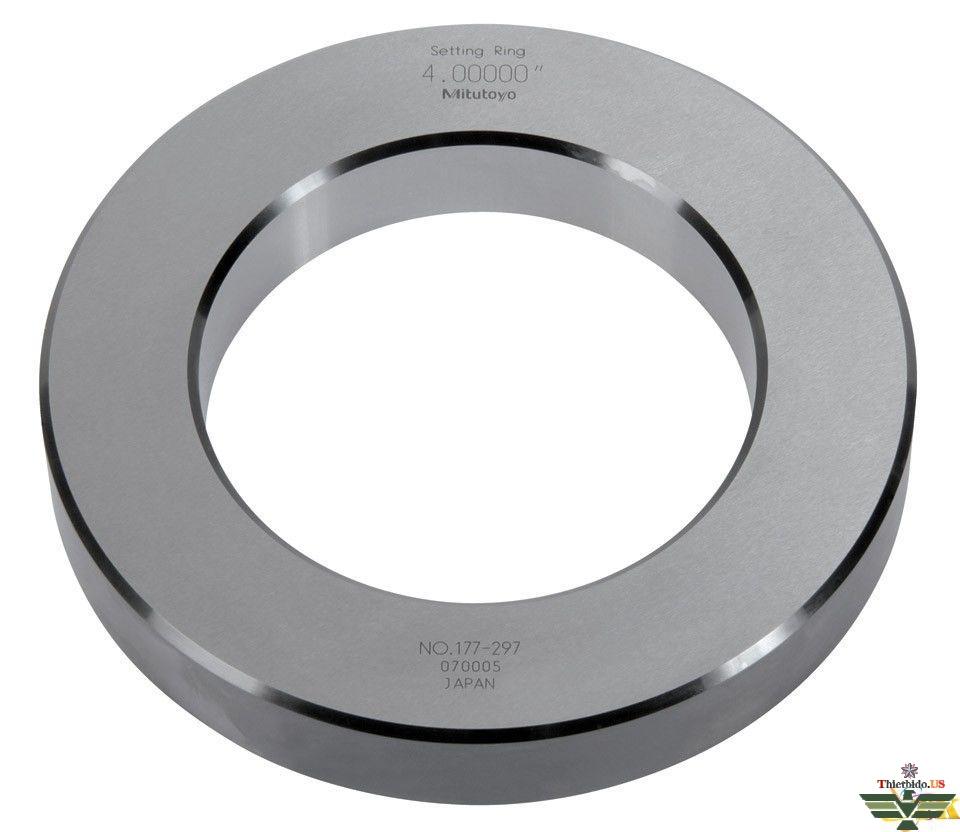 Vòng chuẩn Mitutoyo 177-187 Setting ring