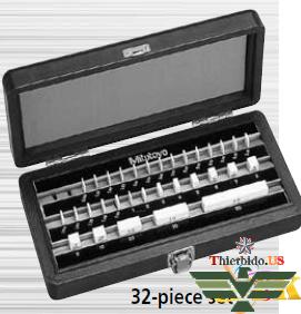 Bộ căn mẫu Mitutoyo 516-996-10