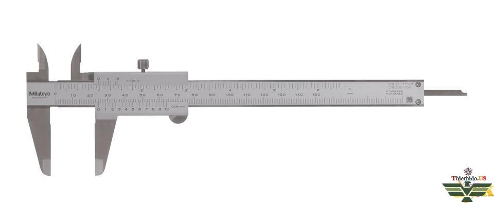 Thước cặp cơ Mitutoyo 530-104 vernier caliper
