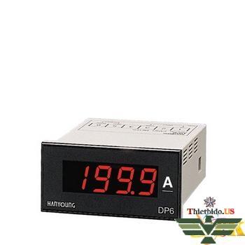 Đồng hồ đo DC Volt DP6-ND-10-X