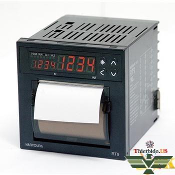 Bộ điều khiển và ghi nhiệt độ RT9-000