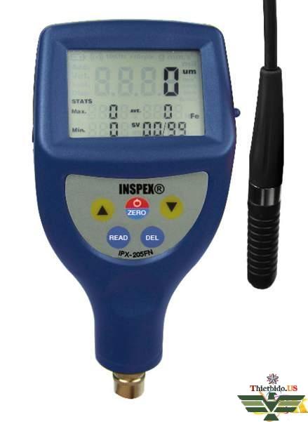Máy đo độ dày lớp mạ Mitutoyo Coating Thickness Gauge IPX-205FN