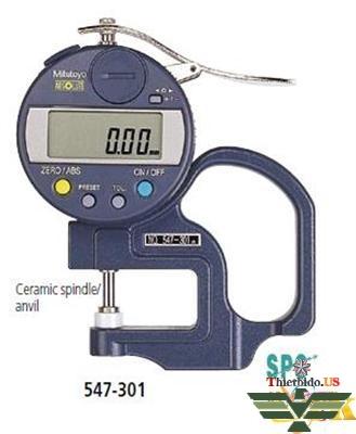 Thước đo độ dày sản phẩm Mitutoyo 547-301 Thickness gage