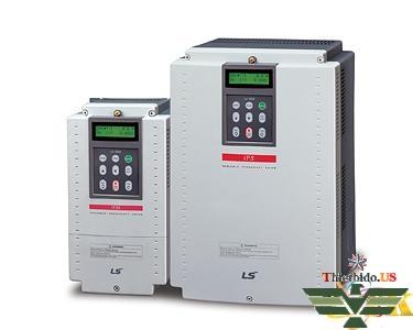 Biến tần LS SV055iP5A-2N-3 pha 220V 5.5KW