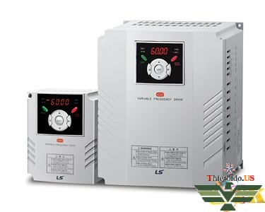 Biến tần LS SV075iG5A-2-3 pha 220V 7.5KW