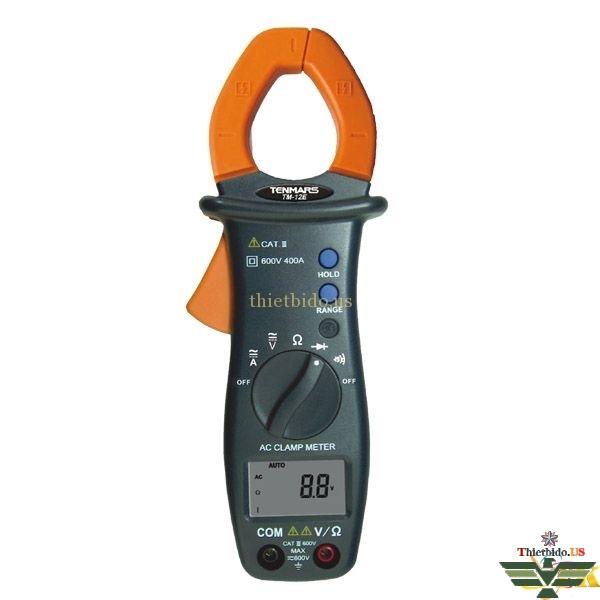 Ampe Kìm AC Tenmars TM 12E (400A)