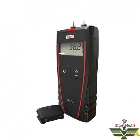 Máy đo độ ẩm vật liệu KIMO HM50
