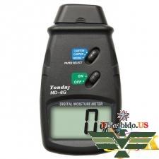 Máy đo độ ẩm giấy và gỗ MD-6G